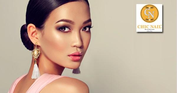 Nişantaşı Chic Nail Spa & Beauty Lounge'ta ipek kirpik, profesyonel makyaj ve güzellik uygulamaları 35 TL'den başlayan fiyatlarla! Fırsatın geçerlilik tarihi için DETAYLAR bölümünü inceleyiniz.
