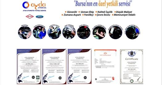Bursa'nın en özel yetkili servisi Ayda Otomotiv'de 10 farklı araç bakım ve onarım paketi 670 TL'den başlayan fiyatlarla! Fırsatın geçerlilik tarihi için DETAYLAR bölümünü inceleyiniz.