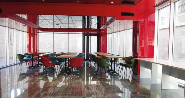 Ataşehir Ata City Otel'de çift kişilik kahvaltı dahil 1 gece konaklama seçenekleri 139 TL'den başlayan fiyatlarla! Fırsatın geçerlilik tarihi için DETAYLAR bölümünü inceleyiniz.