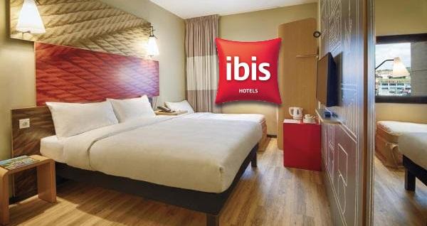 İbis İstanbul Tuzla Hotel'de çift kişilik 1 gece konaklama