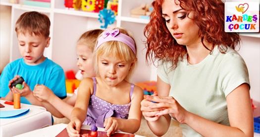Kozyatağı Kardeş Çocukevi'nde oyun grubu, anaokulu hizmeti veya doğum günü parti etkinliğinde %50 indirim sağlayan çek 3 TL! 30 Haziran 2016 tarihine kadar geçerlidir.