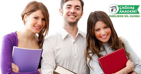 Konak Çağdaş Akademi'de genel İngilizce, akademik İngilizce, YDS, YÖK-Dil, YKS-Dil, proficiency (Hazırlık atlama) kurslarında geçerli ilk ay 400 TL yerine 99 TL! Fırsatın geçerlilik tarihi için, DETAYLAR bölümünü inceleyiniz.