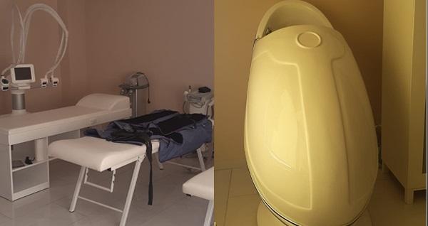 Çankaya Bal's Beauty Medical Center'da tanita ölçümü ile vücut analizi, lenf drenaj, kavitasyon, radyo frekans ve ozon sauna uygulamaları içeren zayıflama paketi 800 TL yerine 79,90 TL! Fırsatın geçerlilik tarihi için, DETAYLAR bölümünü inceleyiniz.