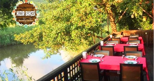 Riva Huzur Bahçesi'nde enfes manzaraya karşı zengin kahvaltı menüsü 39,90 TL! Fırsatın geçerlilik tarihi için DETAYLAR bölümünü inceleyiniz.