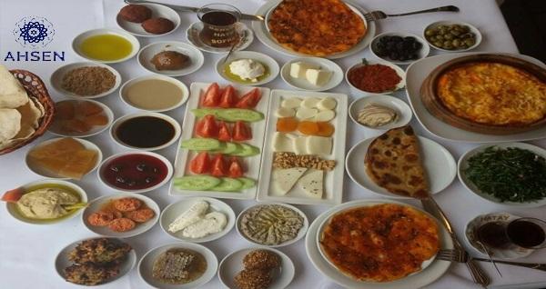 Ahsen Hatay Sofrası'ndan geleneksel 31 çeşit Hatay serpme kahvaltı lezzetleri 21,90 TL! Fırsatın geçerlilik tarihi için DETAYLAR bölümünü inceleyiniz.