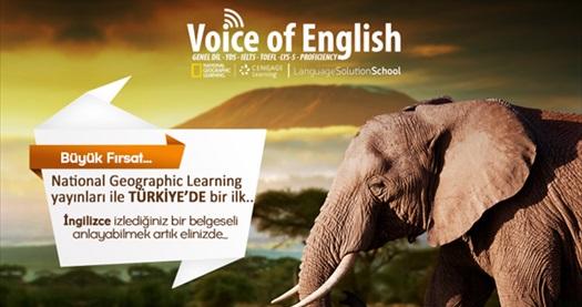 Artık herkes İngilizce konuşacak! Kadıköy Voice Of English Dil Okulu'nda Genel İngilizce ve YDS eğitimi 399 TL'den başlayan fiyatlarla! 30 Ekim 2014 tarihine kadar geçerlidir.