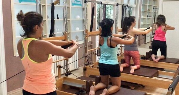 Kalamış Res Pilates'te 1 seans veya 2 seans reformer pilates dersi 32 TL'den başlayan fiyatlarla! Fırsatın geçerlilik tarihi için DETAYLAR bölümünü inceleyiniz.