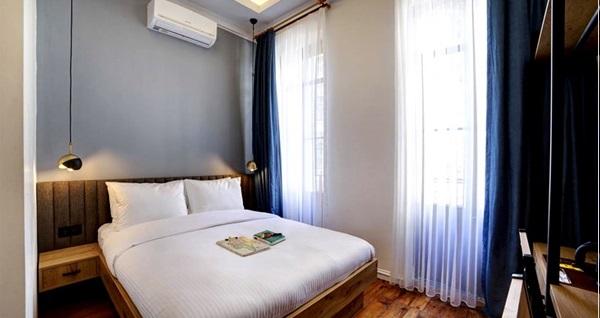 Wings of Galata Otel'de çift kişilik 1 gece konaklama 300 TL! Fırsatın geçerlilik tarihi için DETAYLAR bölümünü inceleyiniz.