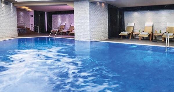 Mercure Bomonti Hotel Matsu Spa'da ıslak alan kullanımı veya kese, kahve peeling ve 40 dakika lif ile sıcak köpük masajı 59 TL'den başlayan fiyatlarla! Fırsatın geçerlilik tarihi için DETAYLAR bölümünü inceleyiniz.