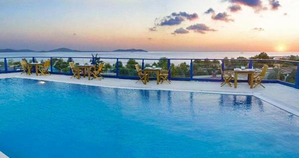 Adalar ve deniz manzaralı Elite Hotel Küçükyalı'da dillere destan 5 çayı menüsü 40 TL! Fırsatın geçerlilik tarihi için DETAYLAR bölümünü inceleyiniz.