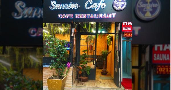 Sansiro Botanik Cafe'de iftar menüleri 40 TL'den başlayan fiyatlarla! Bu fırsat 6 Mayıs - 3 Haziran 2019 tarihleri arasında, iftar saatinde geçerlidir.