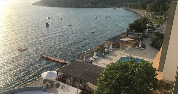 Hotel Leon Foça'da kahvaltı dahil çift kişilik 1 gece konaklama seçenekleri 299 TL'den başlayan fiyatlarla! Fırsatın geçerlilik tarihi için DETAYLAR bölümünü inceleyiniz.