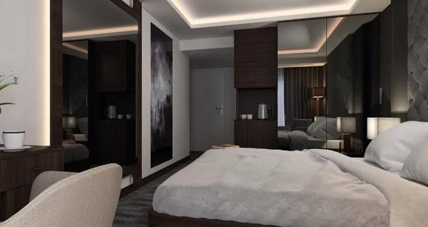 New Gate Hotel Ankara'da kahvaltı dahil 1 gece konaklama seçenekleri 180 TL'den başlayan fiyatlarla! Fırsatın geçerlilik tarihi için DETAYLAR bölümünü inceleyiniz.
