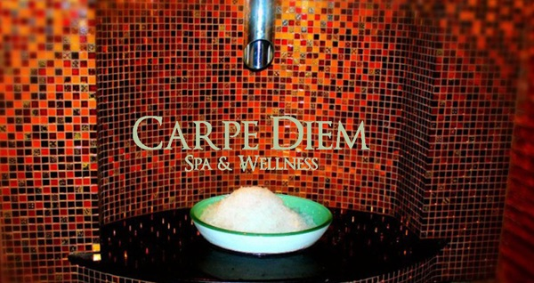 """Merter Platform Suites Gym City bünyesindeki """"Carpe Diem Spa & Wellness'da"""" masaj keyfi ve ıslak alan kullanımı kişi seçenekleriyle 49 TL'den başlayan fiyatlarla! Fırsatın geçerlilik tarihi için DETAYLAR bölümünü inceleyiniz."""