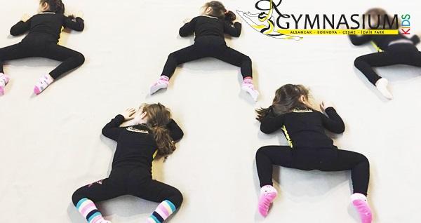 Bornova Gymnasium Sport & Kids'te 2 ders spor odaklı oyun grubu veya 2 ders jimnastik eğitimi 19,90 TL! Fırsatın geçerlilik tarihi için DETAYLAR bölümünü inceleyiniz.