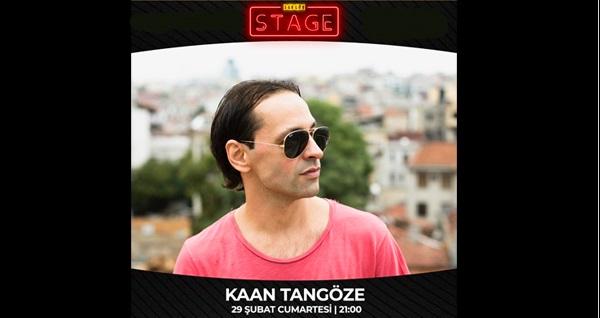29 Şubat'ta Şarlo Stage'te gerçekleşecek Kaan Tangöze konserine biletler 70 TL yerine 49 TL! 29 Şubat 2020 / 19.00 / Şarlo Stage