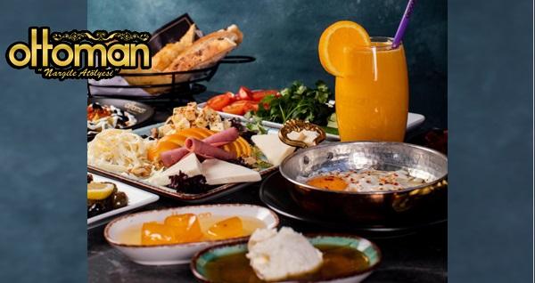 Aydın Ottoman Nargile Atölyesi'nde zengin içerikli serpme kahvaltı kişi başı 30 TL yerine 19,90 TL! Fırsatın geçerlilik tarihi için DETAYLAR bölümünü inceleyiniz.