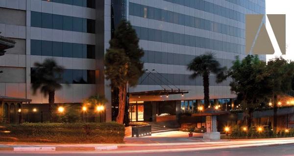 Bursa Hotel Anatolia'da çift kişilik 1 gece konaklama seçenekleri