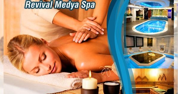 Grand Medya Hotel Revival Medya Spa'da 40 veya 45 dakika masaj keyfi, yüz maskesi ıslak alan kullanımı ve içecek ikramı 89 TL'den başlayan fiyatlarla! Fırsatın geçerlilik tarihi için DETAYLAR bölümünü inceleyiniz.