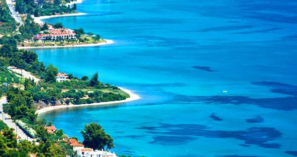 """Her Cuma kalkışlı 2 gün 1 gece konaklamalı Ege'nin Maldivi Halkidiki, Thassos Adası """"Deniz ve Doğa Turu"""" kişi başı 149 TL'den başlayan fiyatlarla! Tur kalkış tarihleri için, DETAYLAR bölümünü inceleyiniz."""