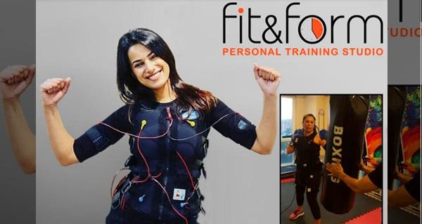 Halkalı Fit&Form Personal Training Studio'da 4 seans ve 8 seans EMSfitness antrenmanı 225 TL'den başlayan fiyatlarla! Fırsatın geçerlilik tarihi için DETAYLAR bölümünü inceleyiniz.