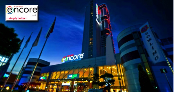 Ramada Encore İzmir'de tek veya çift kişilik 1 gece konaklama seçenekleri 449 TL'den başlayan fiyatlarla! Fırsatın geçerlilik tarihi için DETAYLAR bölümünü inceleyiniz.