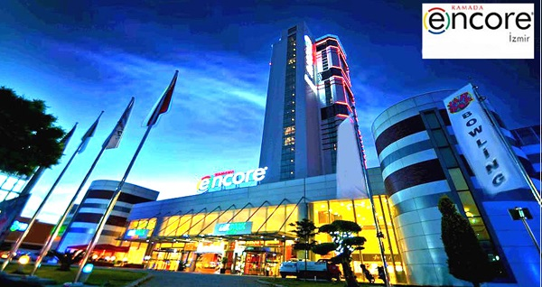 Ramada Encore İzmir'de tek veya çift kişilik 1 gece konaklama seçenekleri 259 TL'den başlayan fiyatlarla! Fırsatın geçerlilik tarihi için DETAYLAR bölümünü inceleyiniz.