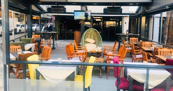 Kordon Araf Lounge'da serpme kahvaltı keyfi (kişi başı) 30 TL yerine 19,90 TL! Fırsatın geçerlilik tarihi için, DETAYLAR bölümünü inceleyiniz.