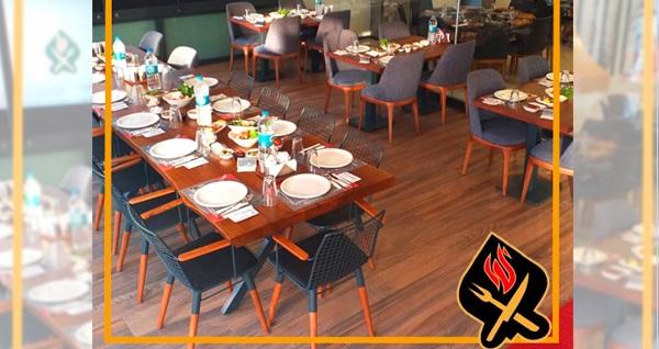 Saltanat Mangal Cafe Restoran'da 2 kişilik yemek menüleri 120 TL'den başlayan fiyatlarla! Fırsatın geçerlilik tarihi için DETAYLAR bölümünü inceleyiniz.