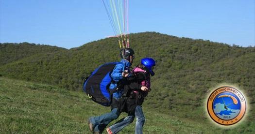 Trakya Extrem Turizm'den Tekirdağ'da yamaç paraşütü deneyimi ve öğle yemeği kişi başı 229 TL! Fırsatın geçerlilik tarihi için DETAYLAR bölümünü inceleyiniz.