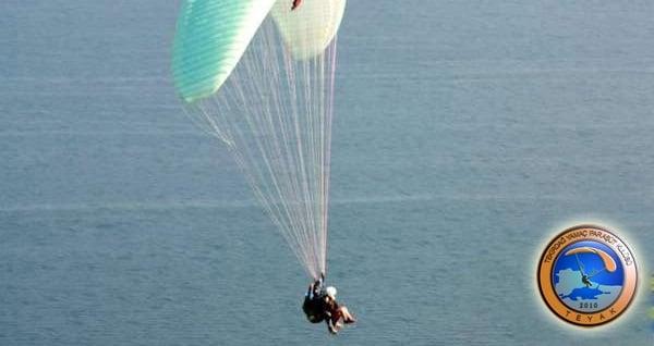 Trakya Extrem Turizm'den Tekirdağ'da 625 metreden yamaç paraşütü deneyimi ve öğle yemeği kişi başı 229 TL! Fırsatın geçerlilik tarihi için DETAYLAR bölümünü inceleyiniz.