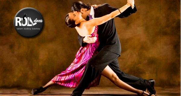 RollDans'ın Bakırköy, Taksim, Kadıköy şubelerinde 1 aylık Salsa, Bachata, Arjantin Tango, Zumba, Hip Hop, Zeybek, Roman ve Düğün dansı 119 TL'den başlayan fiyatlarla! Fırsatın geçerlilik tarihi için DETAYLAR bölümünü inceleyiniz.