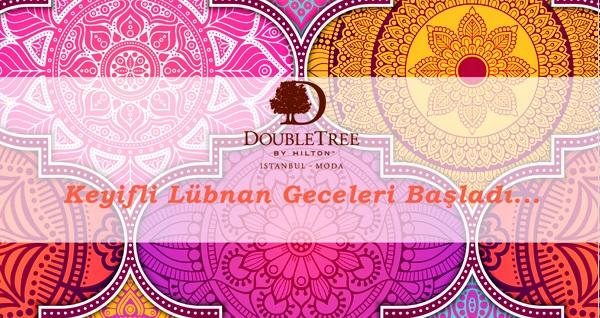 DoubleTree by Hilton Moda'da unutulmaz bir ziyafet yaşatacak Lübnan lezzetleri 99 TL'den başlayan fiyatlarla! Fırsatın geçerlilik tarihi için DETAYLAR bölümünü inceleyiniz.
