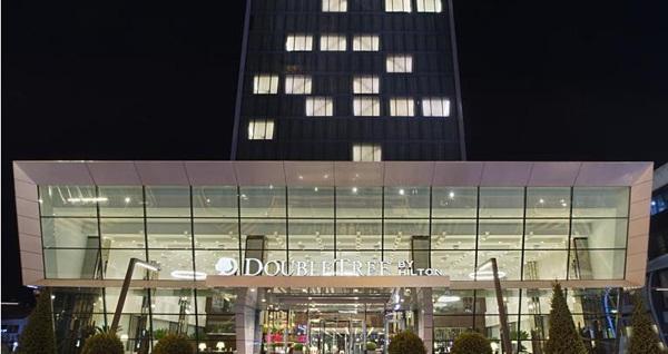 DoubleTree by Hilton Avcılar'da Cumhuriyet Bayramı'na özel çift kişilik 1 veya 2 gece konaklama ve kahvaltı paketleri 289 TL'den başlayan fiyatlarla! Fırsatın geçerlilik tarihi için, DETAYLAR bölümünü inceleyiniz.