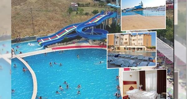 Kumburgaz The Penguen Hotel'de çift kişilik konaklama, kahvaltı, açık havuz ve spa kullanımı