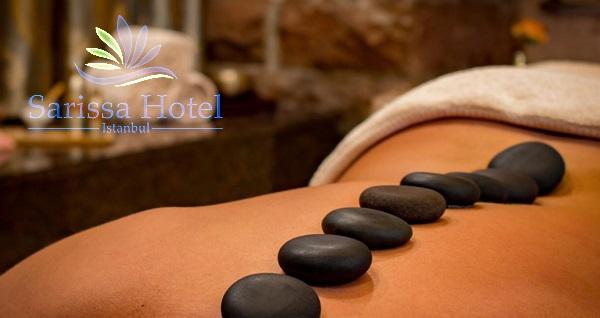 Sarissa Hotel Vita Spa'da 40 dakika masaj, ıslak alan kullanımı ve havuz kullanımı 149 TL! Fırsatın geçerlilik tarihi için DETAYLAR bölümünü inceleyiniz.