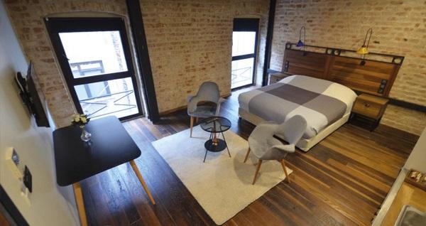 Ünver Galata Apart'ın farklı odalarında çift kişilik 1 gece konaklama keyfi 189 TL'den başlayan fiyatlarla! Fırsatın geçerlilik tarihi için, DETAYLAR bölümünü inceleyiniz.