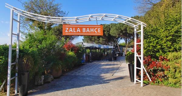 Yeniköy'ün en güzel tepesinde bulunan, yeşillikler içerisindeki Zala Bahçe'de serpme kahvaltı 44,90 TL! Fırsatın geçerlilik tarihi için DETAYLAR bölümünü inceleyiniz.