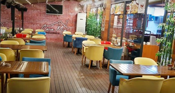 Bayraklı Casa Mia Cafe & Kitchen'da serpme kahvaltı keyfi 49 TL'den başlayan fiyatlarla! Fırsatın geçerlilik tarihi için, DETAYLAR bölümünü inceleyiniz.