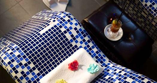 Ramada Encore Istanbul Airport Hotel Nape'a Spa'da 50 dakika masaj seçeneklerinden biri ve ıslak alan kullanımı 69 TL'den başlayan fiyatlarla! Fırsatın geçerlilik tarihi için DETAYLAR bölümünü inceleyiniz. ÖZEL GÜNLER HARİÇ; haftanın her günü 09.00-22.00 saatleri arasında geçerlidir.