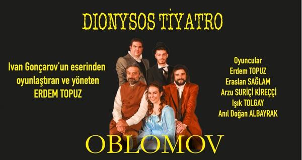"""Dev klasik 'Oblomov' oyunu için biletler 50 TL yerine 30 TL! Tarih ve konum seçimi yapmak için """"Hemen Al"""" butonuna tıklayınız."""