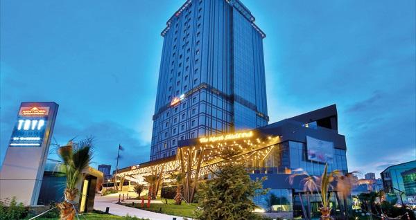Tryp By Wyndham İstanbul Basın Express Hotel'de tek veya çift kişilik 1 gece konaklama 299 TL! Fırsatın geçerlilik tarihi için DETAYLAR bölümünü inceleyiniz.