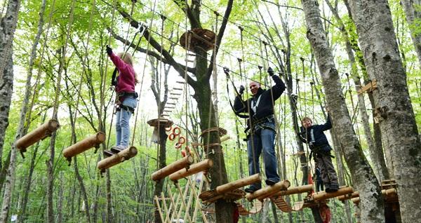 Türkiye'nin en büyük açık alana sahip macera & etkinlik parkı Forest Kemerburgaz'a hafta içi giriş 40 TL'den başlayan fiyatlarla! Fırsatın geçerlilik tarihi için DETAYLAR bölümünü inceleyiniz.