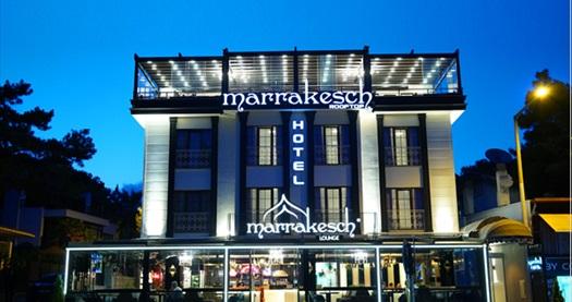 Marrakesch, Tuzla'nın güzide sahilinde konaklama seçenekleri 189 TL'den başlayan fiyatlarla! Fırsatın geçerlilik tarihi için DETAYLAR bölümünü inceleyiniz.