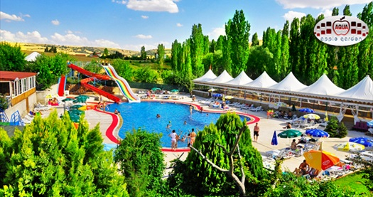 Ankara'nın yaz boyu vazgeçilmez adresi Ümitköy Aqua Apple Garden'da havuz kullanımı 24,90 TL'den başlayan fiyatlarla! Fırsatın geçerlilik tarihi için DETAYLAR bölümünü inceleyiniz.