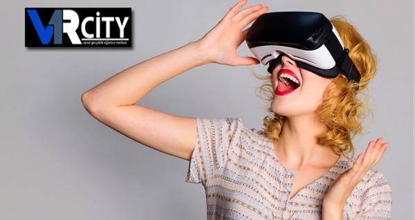 VRCity Bakırköy'de heyecan ve aksiyon dolu Sanal Gerçeklik oyunu 39,90 TL'den başlayan fiyatlara! Fırsatın geçerlilik tarihi için DETAYLAR bölümünü inceleyiniz.