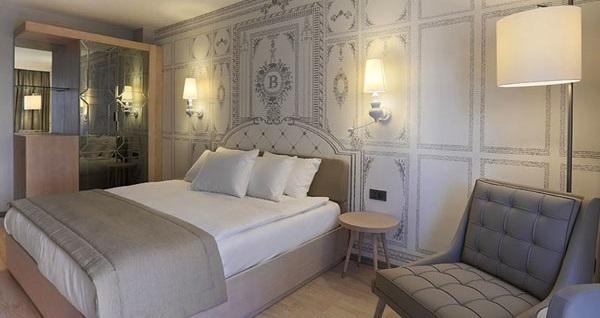 Ataşehir'in parlayan yıldızı The Gate 30 Suit Hotel'de çift kişilik 1 gece konaklama 189 TL'den başlayan fiyatlarla! Fırsatın geçerlilik tarihi için DETAYLAR bölümünü inceleyiniz.