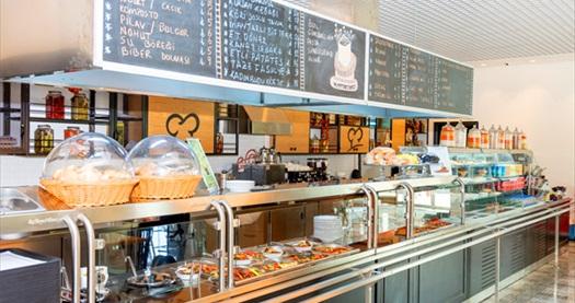 DoubleTree by Hilton Topkapı Şefin Mutfağı Restaurant'ta et, tavuk veya sebze seçenekli yemek menüleri 22 TL'den başlayan fiyatlarla! Fırsatın geçerlilik tarihi için, DETAYLAR bölümünü inceleyiniz.