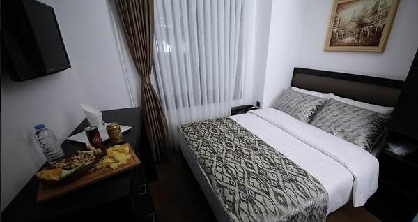 Kadıköy Pandora Suit Otel'de farklı oda tiplerinde çift kişilik 1 gece konaklama seçenekleri 140 TL'den başlayan fiyatlarla! Fırsatın geçerlilik tarihi için, DETAYLAR bölümünü inceleyiniz.