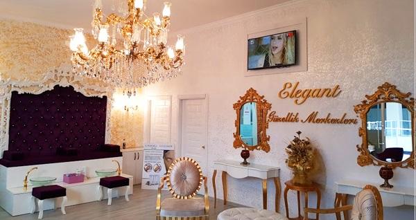 Elegans Güzellik Salonu'nda incelme paketleri 199 TL'den başlayan fiyatlarla! Fırsatın geçerlilik tarihi için DETAYLAR bölümünü inceleyiniz.